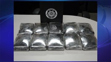 Buckeye police officers found 100 pounds of cocaine hidden in a vehicle. By Jennifer Thomas