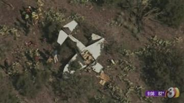 Sedona plane crash By Jennifer Thomas