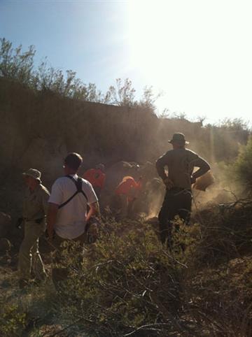 Tucson man dies in rockslide By Jennifer Thomas