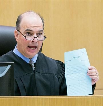 Judge in Johnathan Doody trial By Jennifer Thomas