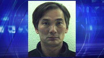 The passenger was identified as Bing Huang. By Jennifer Thomas