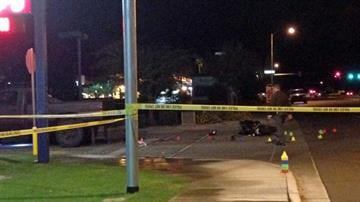 A motorcyclist was killed in a crash near Elliot Road and 48th Street in Phoenix. By Jennifer Thomas