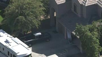 Missing woman's home near McDowell and Litchfield roads in Goodyear By Jennifer Thomas