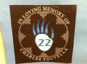 Charles Youvella memorial service By Jennifer Thomas