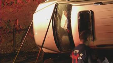 Teen pinned under car By Jennifer Thomas