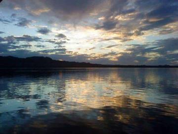 Sunset at Lake Havasu By Christina O'Haver