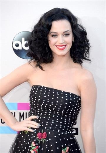 LOS ANGELES, CA - NOVEMBER 24:  Singer Katy Perry attends the 2013 American Music Awards at Nokia Theatre L.A. Live on November 24, 2013 in Los Angeles, California.  (Photo by Jason Kempin/Getty Images) By Jason Kempin