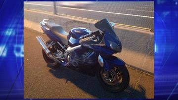 A motorcycle rider was injured after being sideswiped by a van on U.S. 60. By Jennifer Thomas