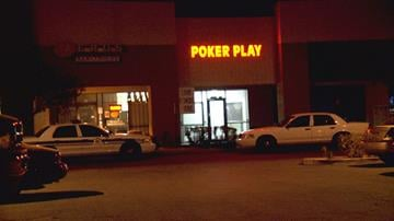 Poker Play is one of five locations being investigated for illegal gambling. By Jennifer Thomas