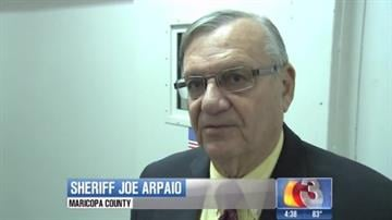 Sheriff Joe Arpaio By Erin Kennedy