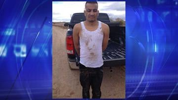 Alejandro Castillo-Padilla, 27, told deputies he has been deported 10 times. By Catherine Holland