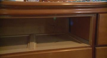 A burglar took a dresser drawer and numerous items, including jewelry, from a Mesa home. By Jennifer Thomas