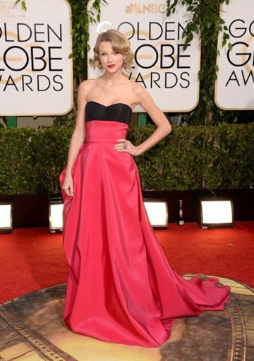 BEVERLY HILLS, CA - JANUARY 12:  Singer Taylor Swift attends the 71st Annual Golden Globe Awards held at The Beverly Hilton Hotel on January 12, 2014 in Beverly Hills, California.  (Photo by Jason Merritt/Getty Images) By Jason Merritt