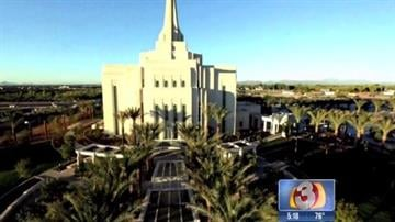 GILBERT, Ariz. -- Arizona's newest Temple of the Church of Jesus Christ of Latter-day Saints will open for public tours Saturday. By Christina O'Haver