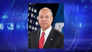 Jeh Charles Johnson was sworn in on December 23, 2013 as the fourth Secretary of Homeland Security. By Catherine Holland