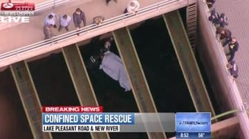 Confined space rescue By Jennifer Thomas