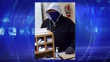 Bank robbery at the National Bank of Arizona in Golden Valley By Jennifer Thomas