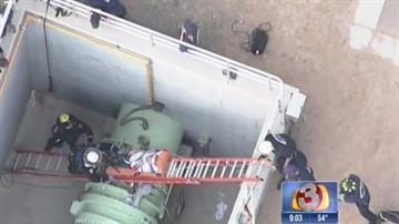 Water treatment plant rescue By Jennifer Thomas