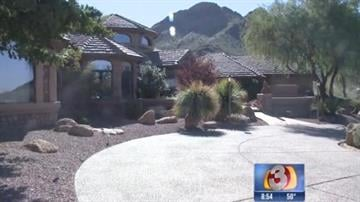 SCOTTSDALE, Ariz. -- Former NFL quarterback Jim McMahon gave 3TV a tour of his sprawling home in North Scottsdale with priceless views of the McDowell Mountains. The home is listed for sale at a price of $2.2 million. By Mike Gertzman