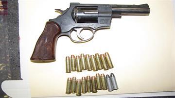 Titan Tiger .38-caliber revolver By Christina O'Haver
