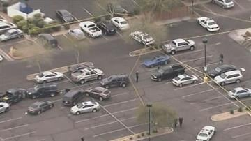 Officer-involved shooting at Thunderbird Road and 59th Avenue in Glendale By Mike Gertzman