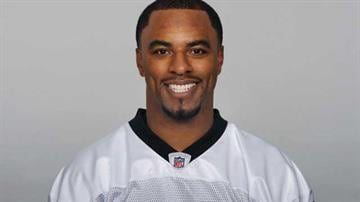 METAIRIE, LA - CIRCA 2010: In this handout image provided by the NFL, Darren Sharper of the New Orleans Saints poses for his 2010 NFL headshot circa 2010 in Metairie, Louisiana. (Photo by NFL via Getty Images) By Mike Gertzman