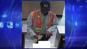 Comerica bank robbery suspect By Jennifer Thomas