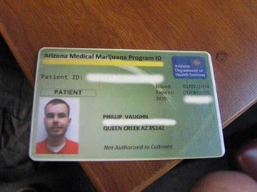 Medical marijuana card By Jennifer Thomas