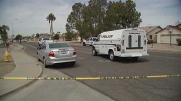 A man was stabbed in the area of 63rd Avenue and Mountain View Road in Glendale. By Jennifer Thomas