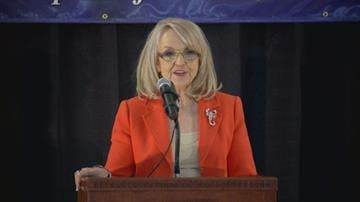 File photo of Gov. Jan Brewer in March By Mike Gertzman