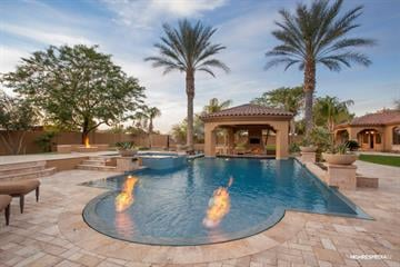 Entertainer's paradise in Scottsdale By Catherine Holland