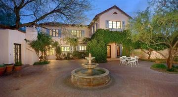 Former pop singer and Tucson native Linda Ronstadt has her put house in the southern Arizona city up for sale. By Jennifer Thomas