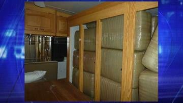 CBP officials said a man attempted to bring $304,000 worth of marijuana through the Port of Lukeville by hiding it within the cabinetry of an RV. By Jennifer Thomas