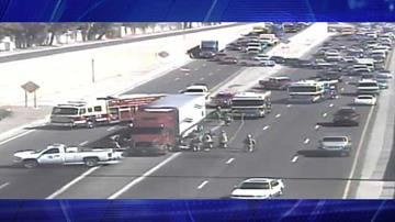 Ramp from I-10 West to I-17 South is closed By Jennifer Thomas