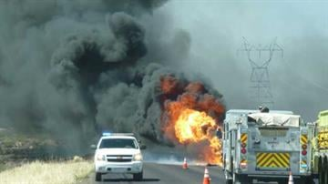Interstate 17 has reopened in both directions near Sunset Point north of Phoenix after a more than four-hour closure caused by a brush fire, according to the Arizona Department of Transportation. By Mike Gertzman