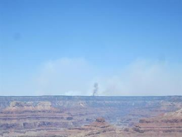 June 1: View from Pima Point By Jennifer Thomas