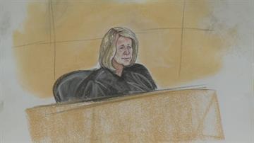 Elijah Loren Arthur in court on Tuesday, June 3, 2014 By Mike Gertzman