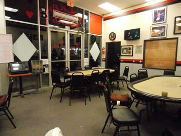 Pocket Jacks Poker Room By Jennifer Thomas
