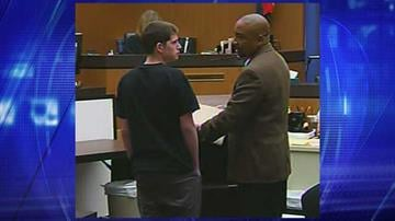Kevin Kimes in court in May By Jennifer Thomas