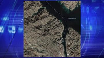 Parker Dam By Jennifer Thomas