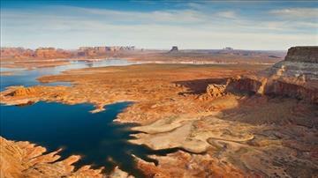 Lake Powell By Jennifer Thomas