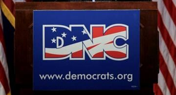 Democratic National Committee(AP Photo/Jeff Roberson) By Jeff Roberson