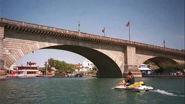 Photo of London Bridge at Lake Havasu By Mike Gertzman