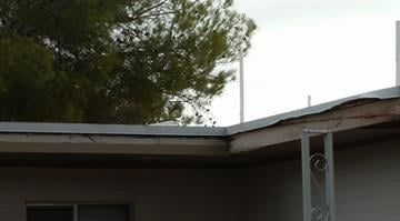 Wind damage in Casa Grande By Jennifer Thomas