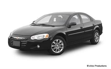 Stock photo of a Chrysler Sebring By Jennifer Thomas