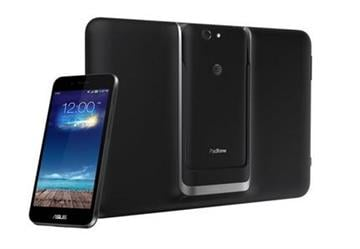 This product image provided by AsusTek Computer Inc. shows The Asus Padfone X. (AP Photo/AsusTek Computer Inc.) By Uncredited