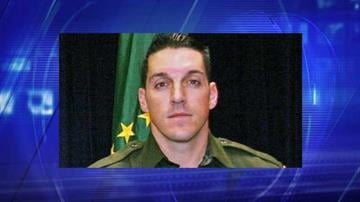 Agent Brian Terry By Mike Gertzman