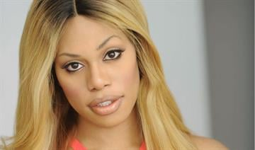 Laverne Cox By Catherine Holland