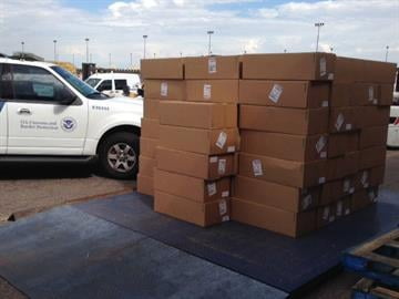 CBP personnel assigned to the Port of Phoenix located at Sky Harbor Airport identified and detained a shipment of dried poppy pods. By Jennifer Thomas