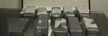 CBP officers assigned to the Port of Nogales seized 10 packages of unreported currency within a smuggling vehicle prior to it being allowed to cross into Mexico. By Jennifer Thomas